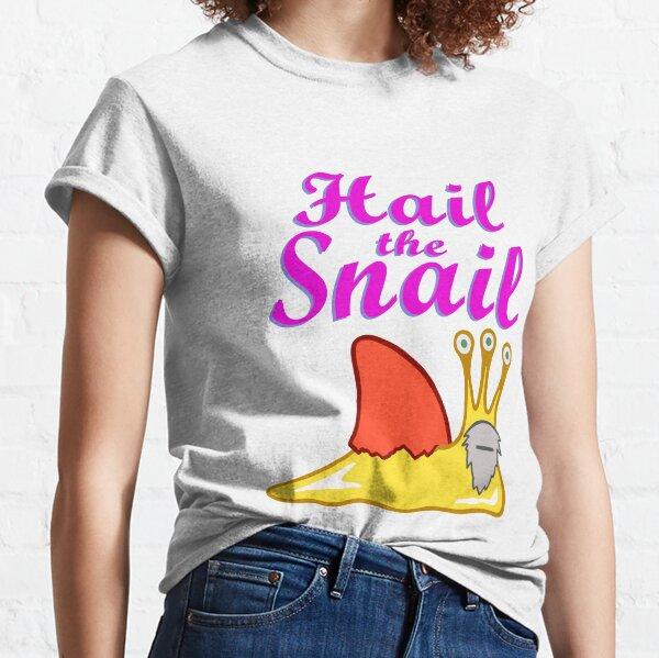 Hail the Snail Classic T-Shirt