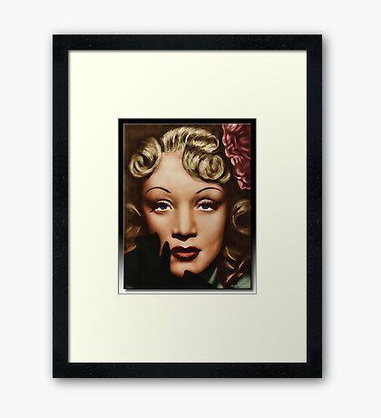 Marlene  Framed Print