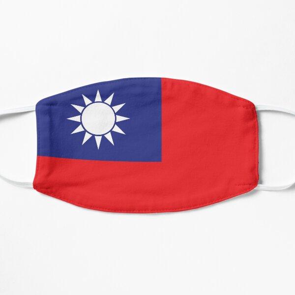 Taiwan Flat Mask