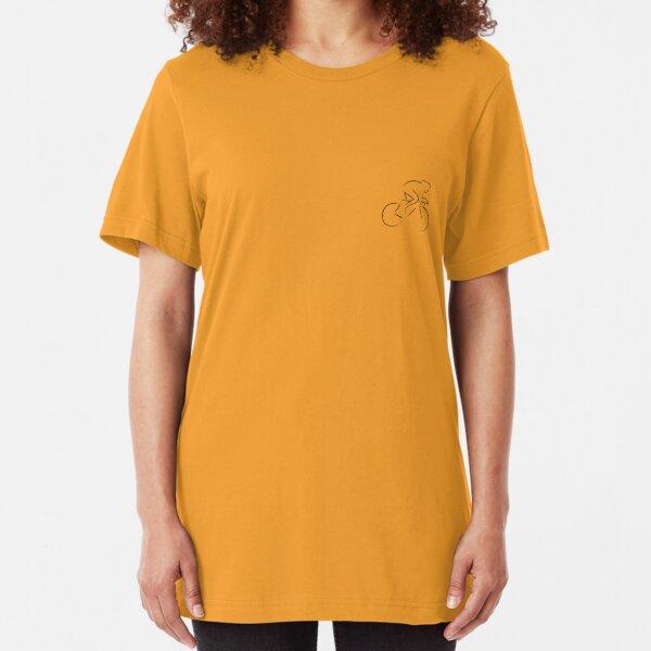 Crono bike Slim Fit T-Shirt