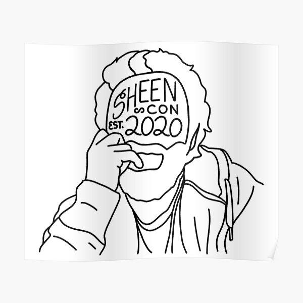 SHEENCON 2020 OFFICIAL LOGO Poster