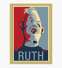 "Sloth from The Goonies - ""Ruth"" Photographic Print"