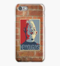 """Sloth from The Goonies - """"Hey You Guys"""" iPhone Case/Skin"""