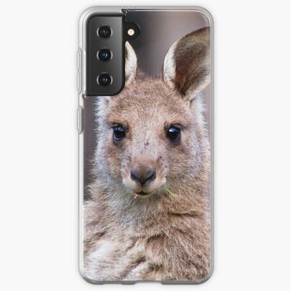Eastern Kangaroo Samsung Galaxy Soft Case