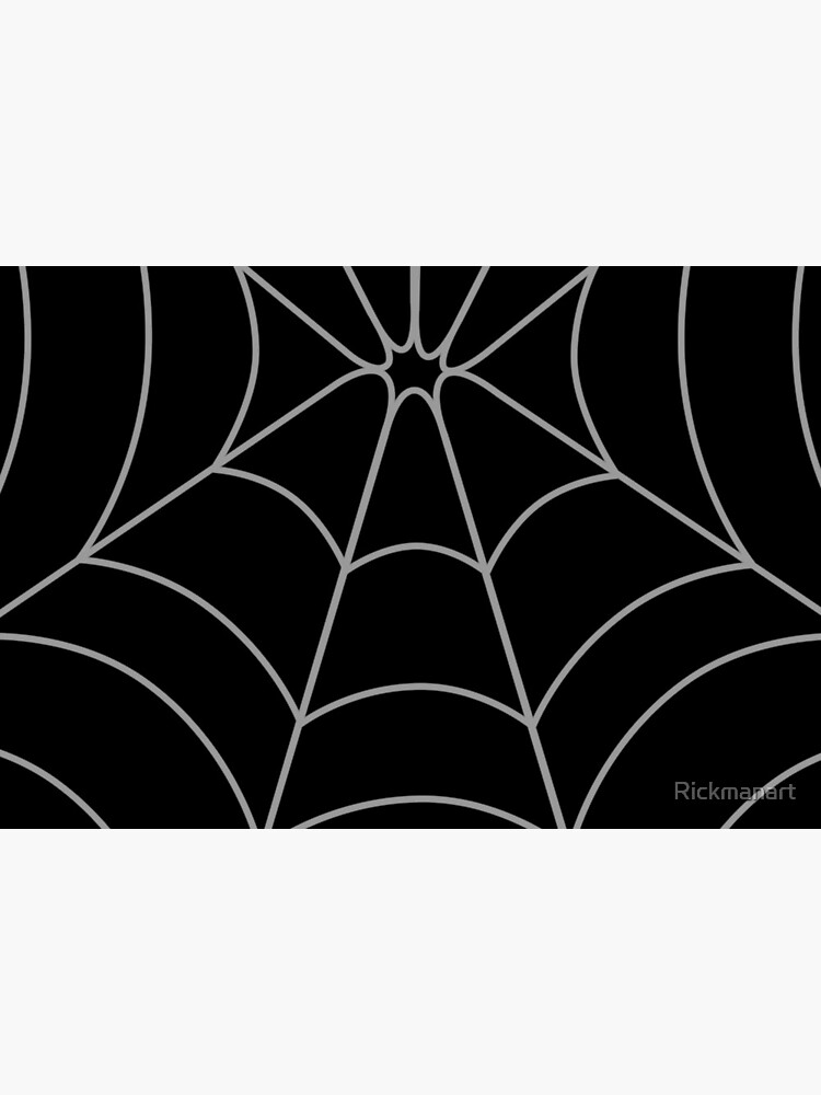 Black Web by Rickmanart