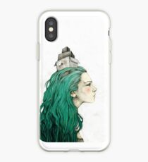 Head box · phone case iPhone Case