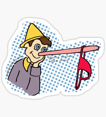 PINOCCHIO Sticker