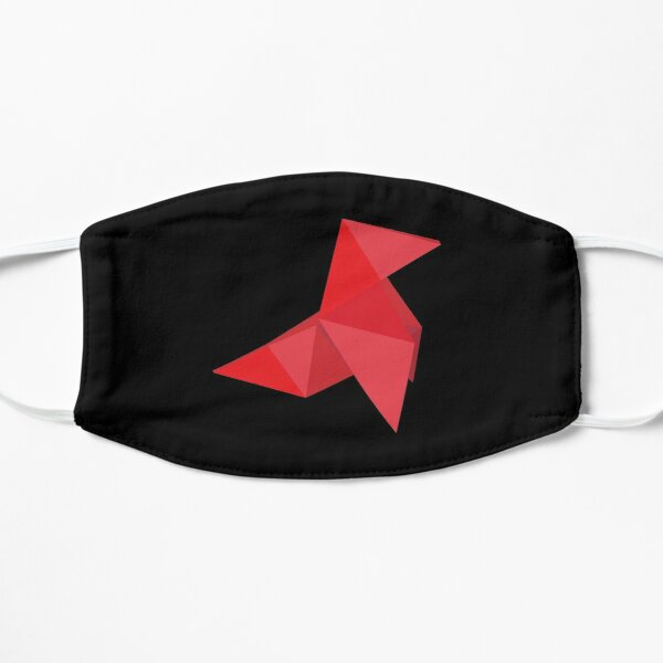 Professeur d'origami Masque sans plis