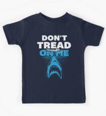 JAWS - Don't Tread On Me Kids Tee