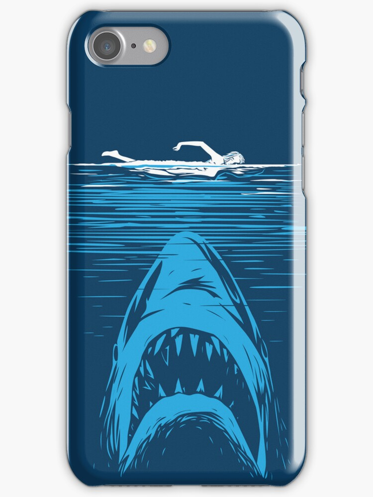 JAWS - Don't Tread On Me by AJ Paglia