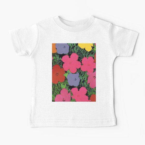 Andy Warhol Baby T-Shirt