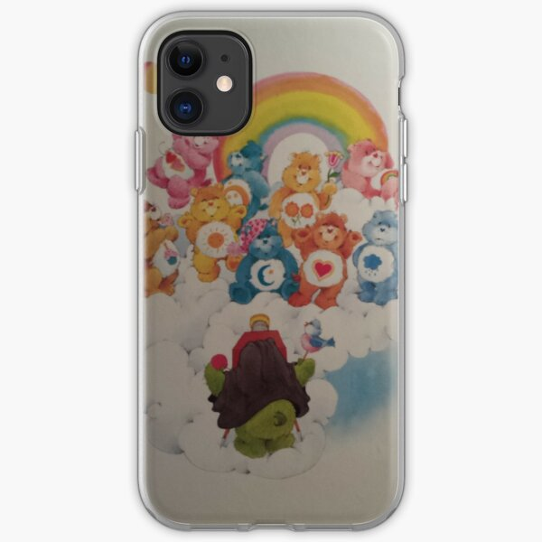 Art is full of care  iPhone Soft Case