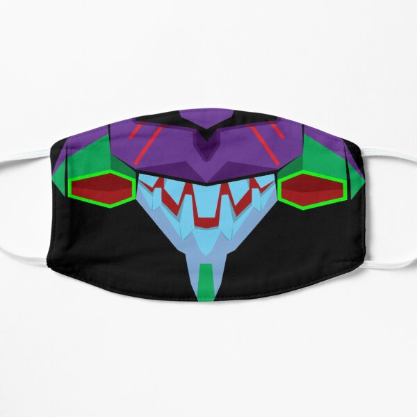 Evangelion Unit-01 Face Mask