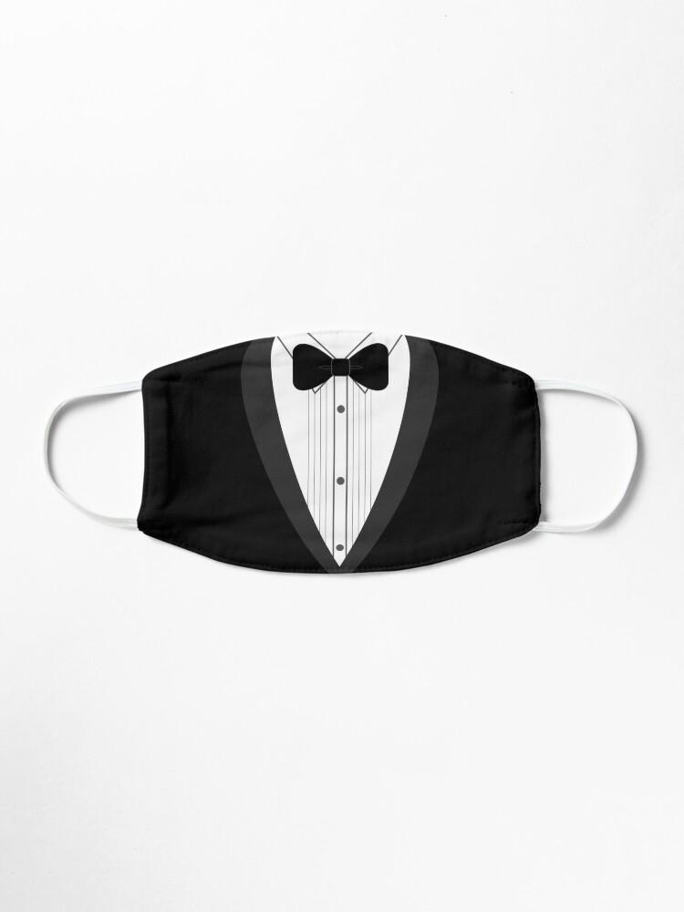 Alternate view of Tuxedo Mask Mask