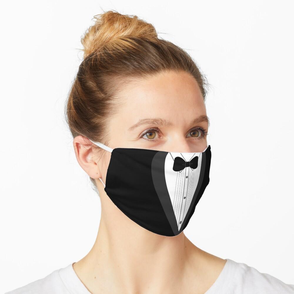 Tuxedo Mask Mask