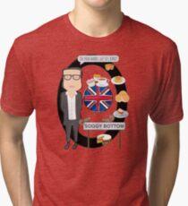 Soggy bottom Tri-blend T-Shirt