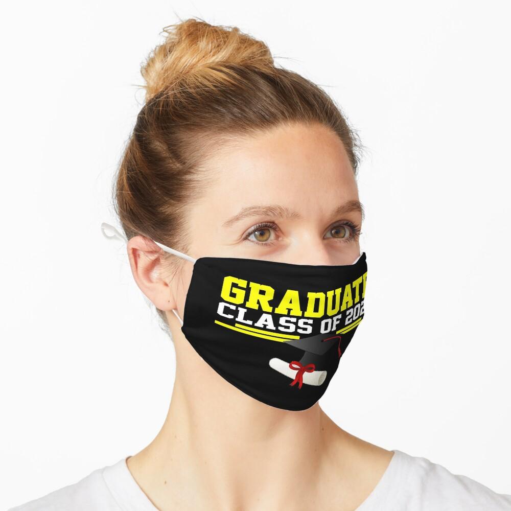 Graduate Class of 2021 Mask