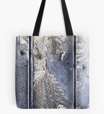 Frost Owl #01 Tote Bag