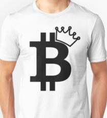 Bitcoin King T Shirt T-Shirt