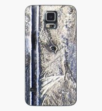 Frost Owl #01 Case/Skin for Samsung Galaxy