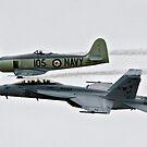 Legacy Flight by Michael  Moss