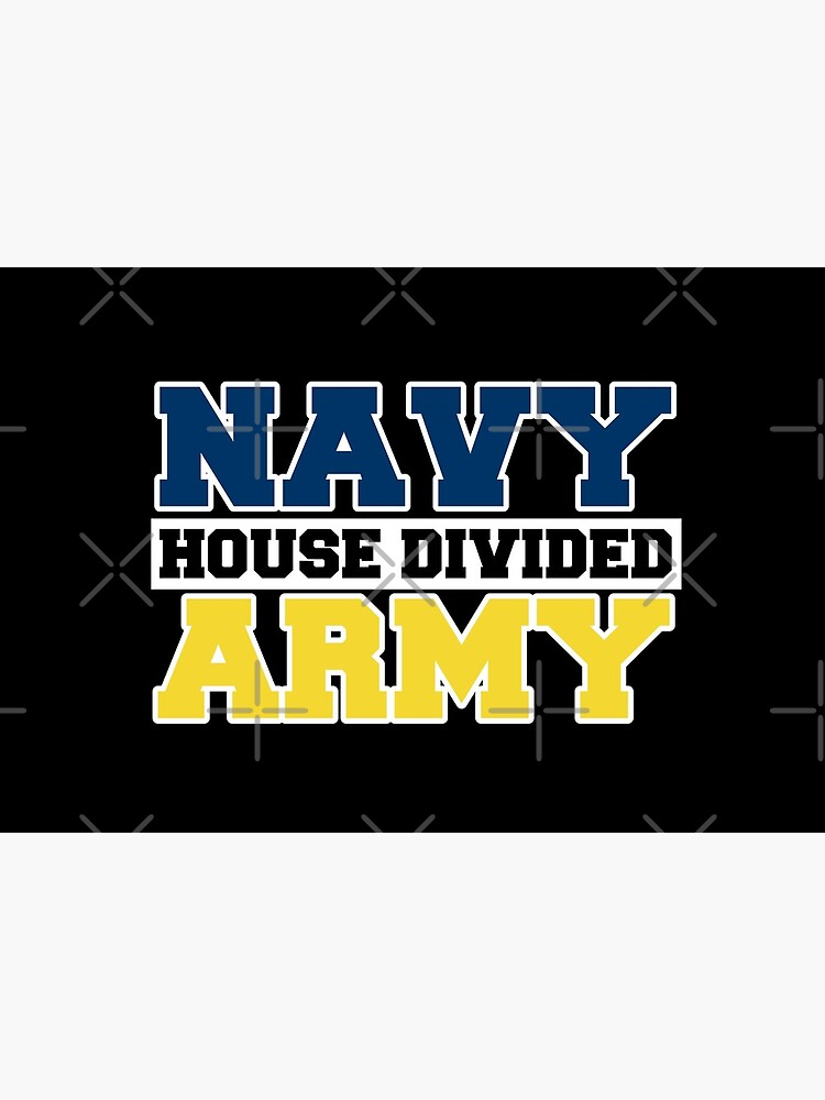 Navy House Divided Army by Mbranco