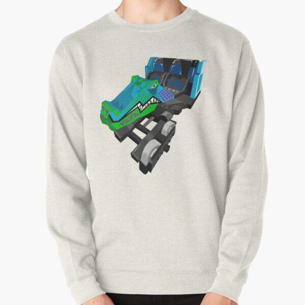 Iron Gwazi Front Car Pullover Sweatshirt
