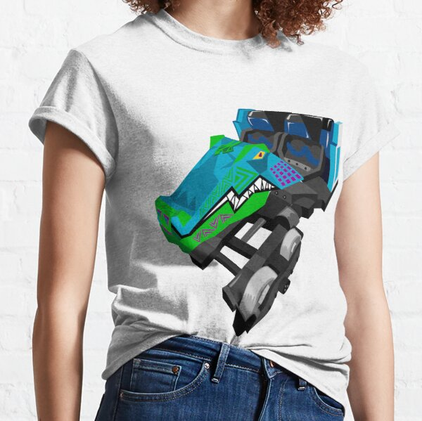Iron Gwazi Front Car Classic T-Shirt