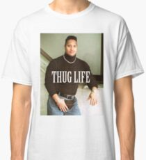 Throwback - Dwayne Johnson Classic T-Shirt