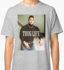 Throwback - Dwayne Johnson Classic T-Shirt