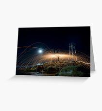 Steel Spiral Greeting Card