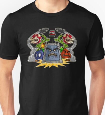8-Bit Nightmare T-Shirt