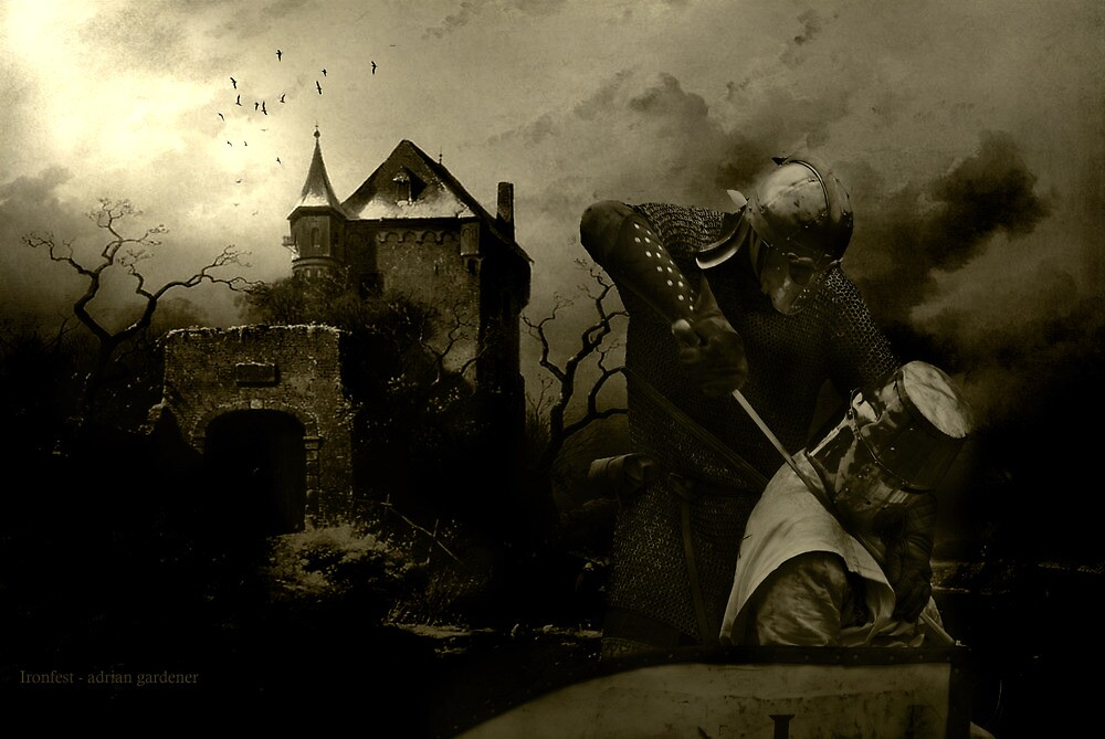 Knights Of Ironfest by garts