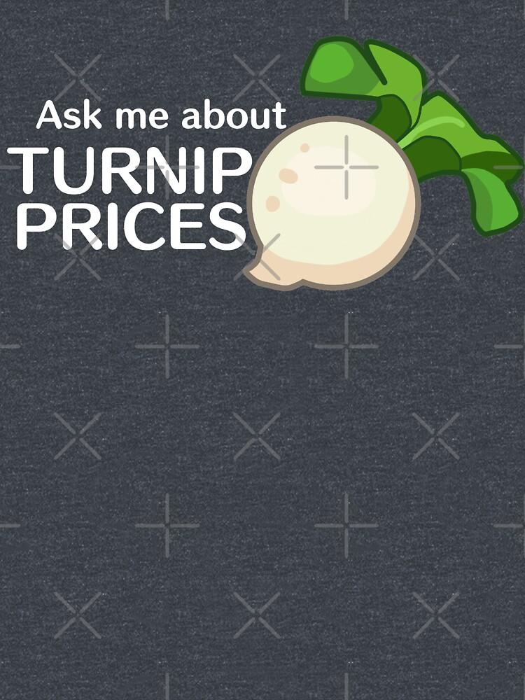 Pregúnteme acerca de los precios de nabo de NerdAttic