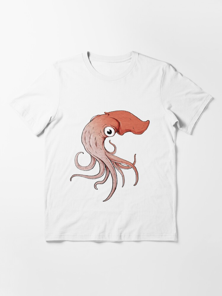 Alternate view of Squidly Essential T-Shirt