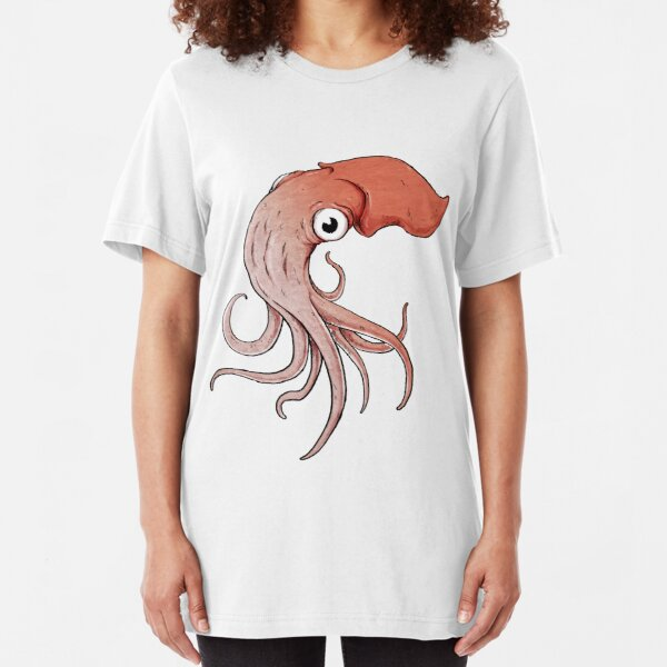 Squidly Slim Fit T-Shirt