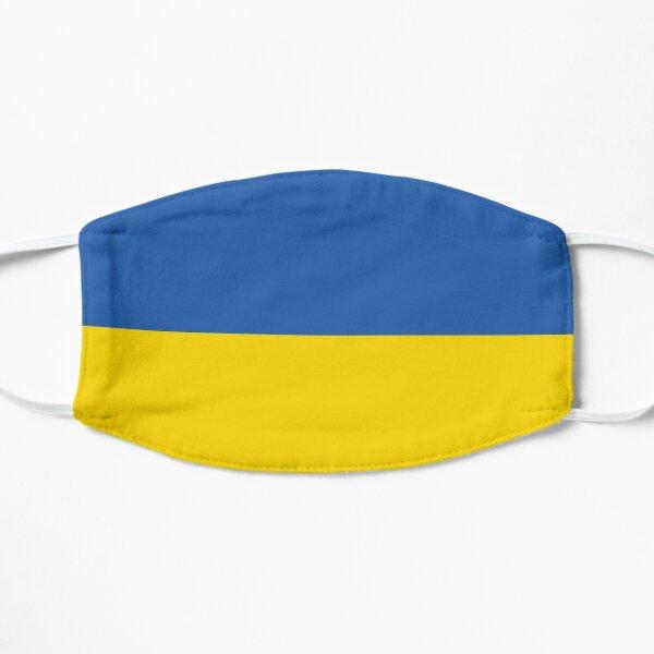 Ukraine Flat Mask