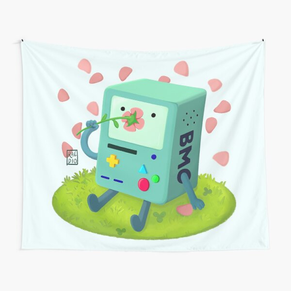 Flowers for BMO Tapestry