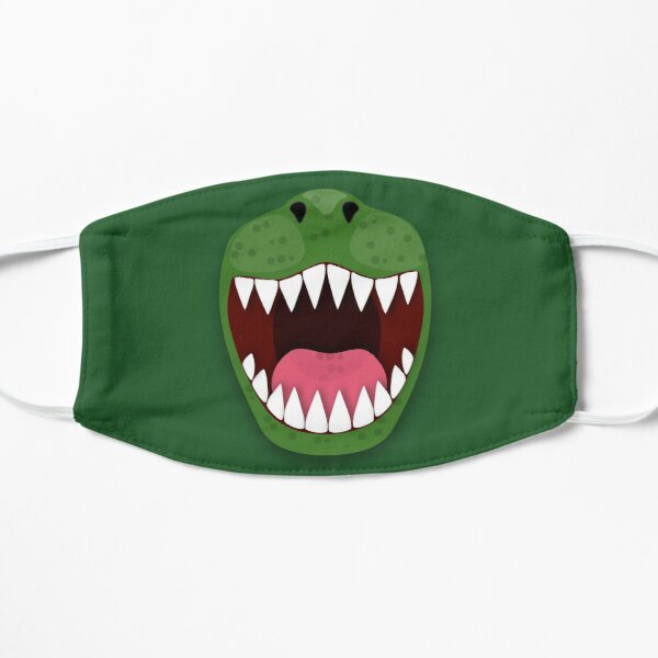 Funny T Rex dinosaur mouth Mask