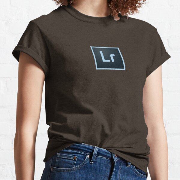 Adobe lightroom cc logo Classic T-Shirt