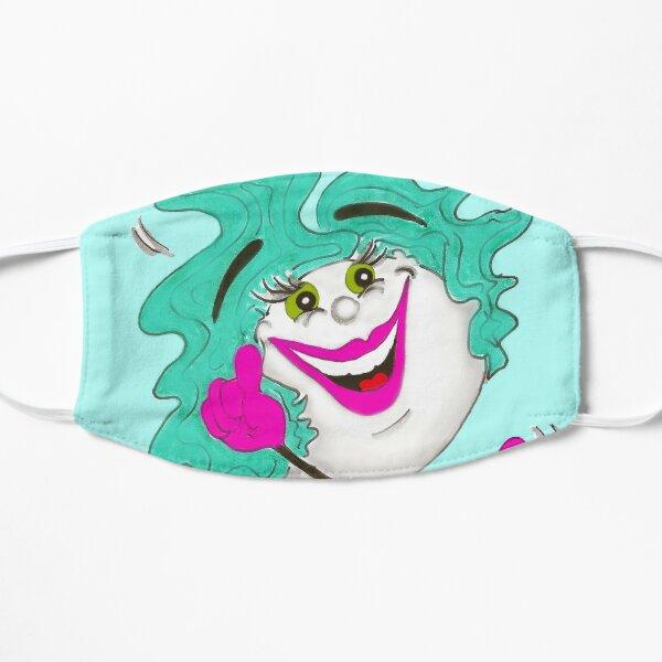 STickwoman No. 2 Flache Maske