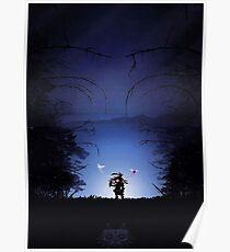 Skull Kid Poster