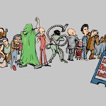 12th Doctor Audition by Caddywompus