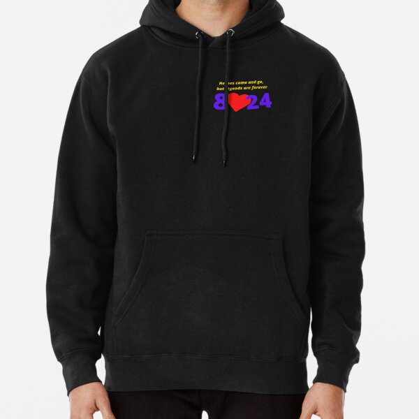 Legends are forever designs Pullover Hoodie