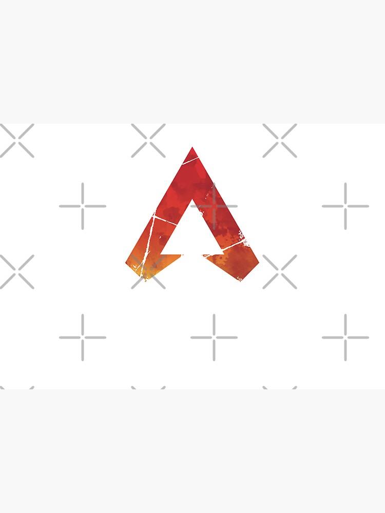 Apex Legends Logo   Apex Legends Watercolor Symbol by surik-