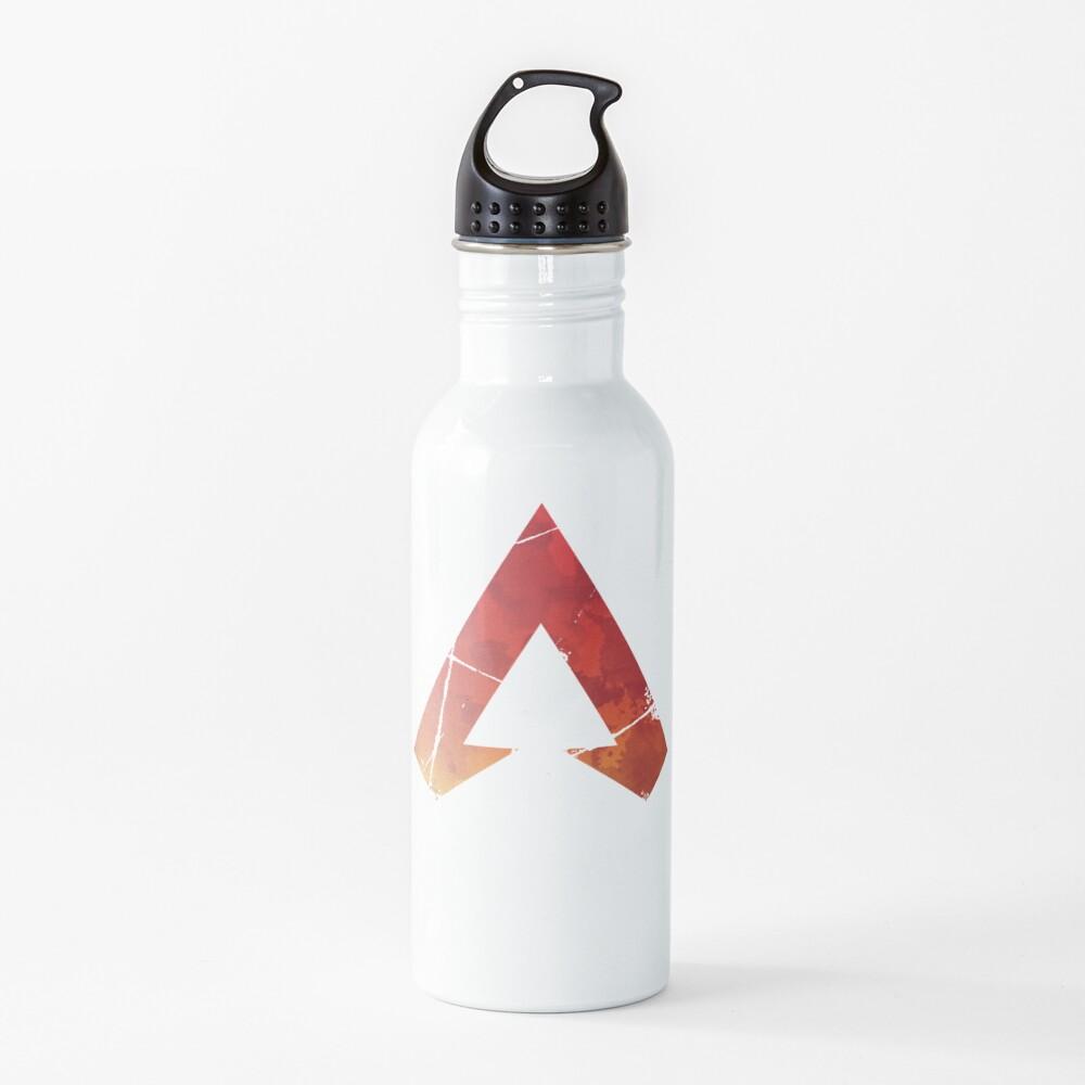 Apex Legends Logo   Apex Legends Watercolor Symbol Water Bottle