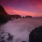 Rodeo Beach - Sausalito, CA by Devon Murphy