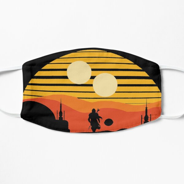 the tatooine hunter Mask