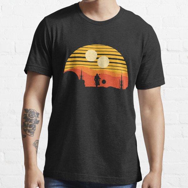 le chasseur de tatooine T-shirt essentiel