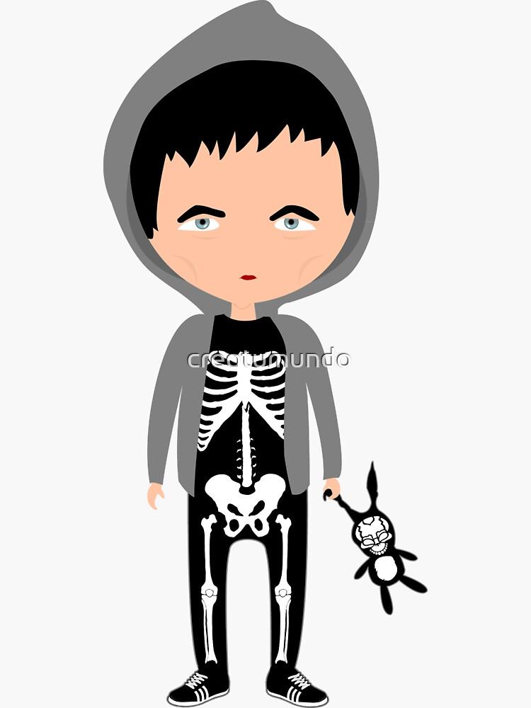 Donnie Darko baby de creotumundo